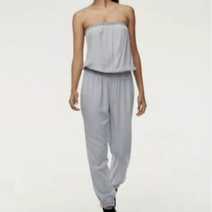 Aritzia Sunday Best grey Tabata Jumpsuit - small